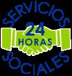 Servicios Sociales 24 horas. Cuidado de ancianos